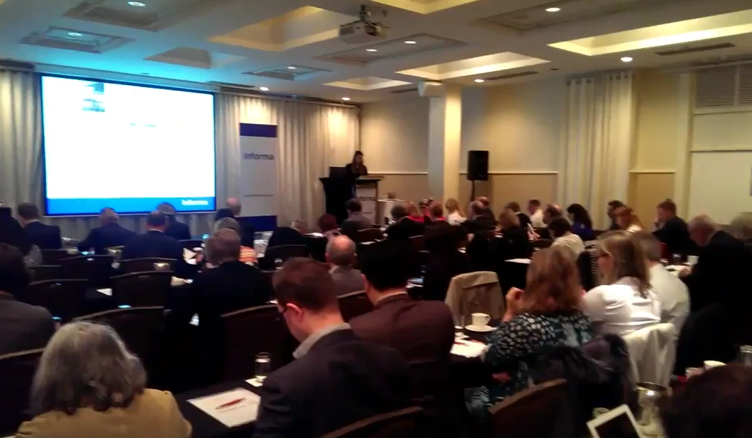 Polonious at the 9th University Governance and Regulation Forum